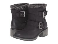 Roxy Scout Black Women's Pull On Boots