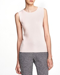 C By Bloomingdale's Sleeveless Cashmere Sweater Nude