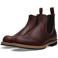 Red Wing Shoes Red Wing 2917 Chelsea Rancher Boot Brown