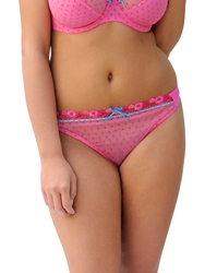 Curvy Kate Princess Short Briefs Cerise Topaz