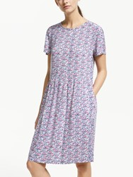 John Lewis Collection Weekend By Ella Floral Tunic Dress Multi