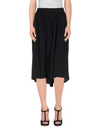 Hope Collection Skirts 3 4 Length Skirts Women Black