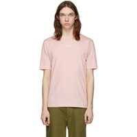 Band Of Outsiders Pink 'Outsider' T Shirt