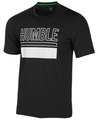 Ideology Id Humble Graphic T Shirt Black