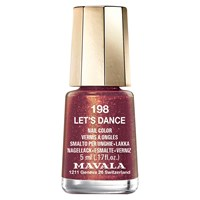 Mavala Nail Polish Disco Collection 198 Let's Dance