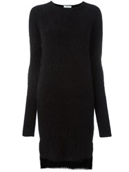 Thierry Mugler 'Toscane' Dress Black