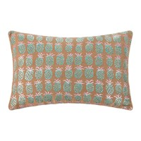 Ferm Living Salon Bed Cushion 40X25cm Pineapple