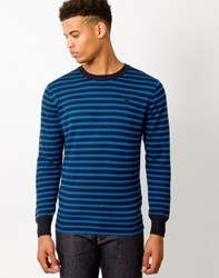 G Star G Star Below Jumper Aril Knit Blue