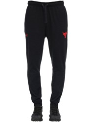 Under Armour Project Rock Terry Sweatpants Black