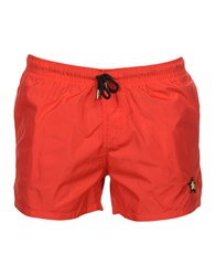 4Giveness Swim Trunks Red