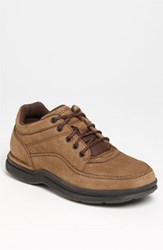 Men's Rockport 'World Tour Classic' Oxford Chocolate