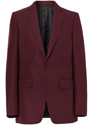 Burberry English Fit Tailored Blazer 60