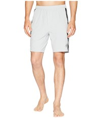 Toes On The Nose Jaws Volley Trainer Shorts Gray