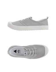 Volta Footwear Low Tops And Trainers Men Light Grey