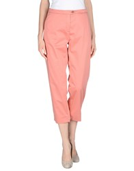 Woolrich Trousers Casual Trousers Women Salmon Pink
