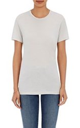 Barneys New York Crewneck T Shirt Grey