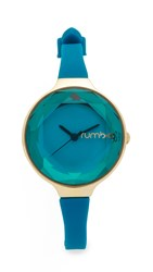 Rumbatime Orchard Gem Watch Teal