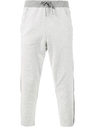 Lot 78 Lot78 Reverse Sweatpants Grey