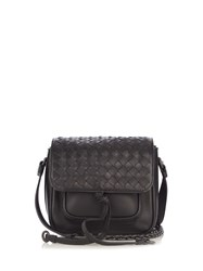 Bottega Veneta Intrecciato Leather Cross Body Bag