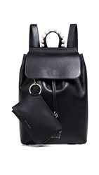 Mother Of Pearl Lola Backpack Black