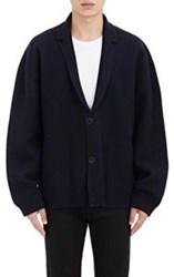 3.1 Phillip Lim Oversized Blazer Cardigan Black