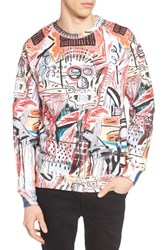 Eleven Paris Men's Elevenparis Skull Graphic Sweatshirt