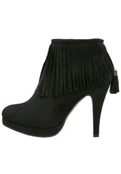 Refresh Platform Boots Black