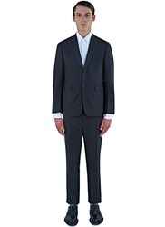 Thom Browne Classic 120S Two Piece Suit Grey