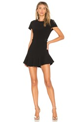 Amanda Uprichard Mckenna Dress Black