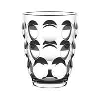 Italesse Bolle Beach Tumbler Set Of 6 Clear