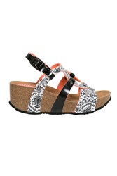 Desigual Shoes Bio9 Save Queen Black Black