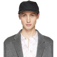 Rag And Bone Grey Dylan Baseball Cap