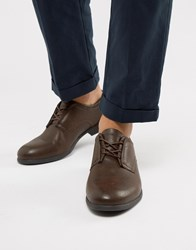 Jack And Jones Derby Shoes Brown