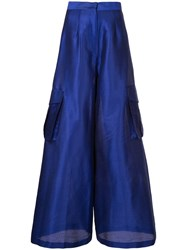 Bambah Cargo Pants Blue