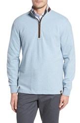 Thaddeus Men's Clifton Quarter Zip Pullover Morning