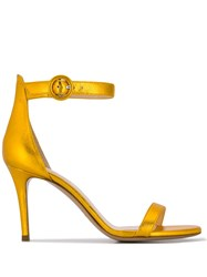 Fabio Rusconi Gatto Stiletto Pumps Yellow