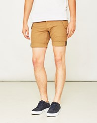 Bellfield Grasberg Shorts Tan