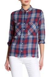 Joe's Jeans Aslin Plaid Shirt Multi