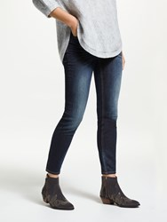 And Or Avalon Ankle Grazer Jeans Deja Blue