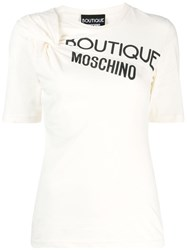Boutique Moschino Neutrals
