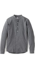 Steven Alan Banded Collar Explorer Shirt