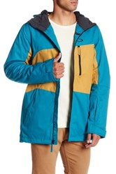Oakley Easy Street Biozone Insulated Jacket Blue