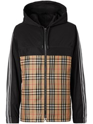 Burberry Vintage Check Hooded Jacket 60