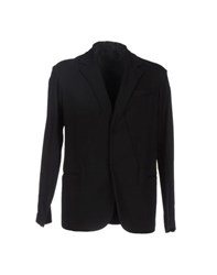 Giovanni Cavagna Suits And Jackets Blazers Men Black