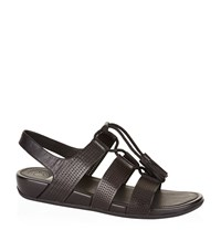 Fitflop Gladdie Lace Up Sandals Female Black
