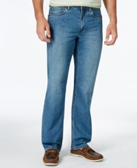 Tommy Bahama Men's Cayman Classic Fit Jeans Beach Wash
