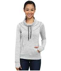 Kuhl L A Pullover Ash Women's Long Sleeve Pullover Gray