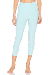 Beyond Yoga Spacedye Capri Legging Blue