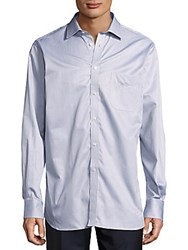 Ike Behar Long Sleeve Shirt Oyster