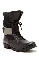 J75 By Jump Strong Military Boot Black